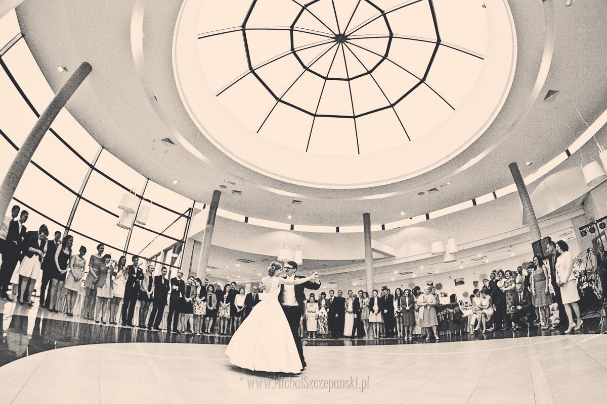 Fotograf Wieruszów - pierwszy taniec