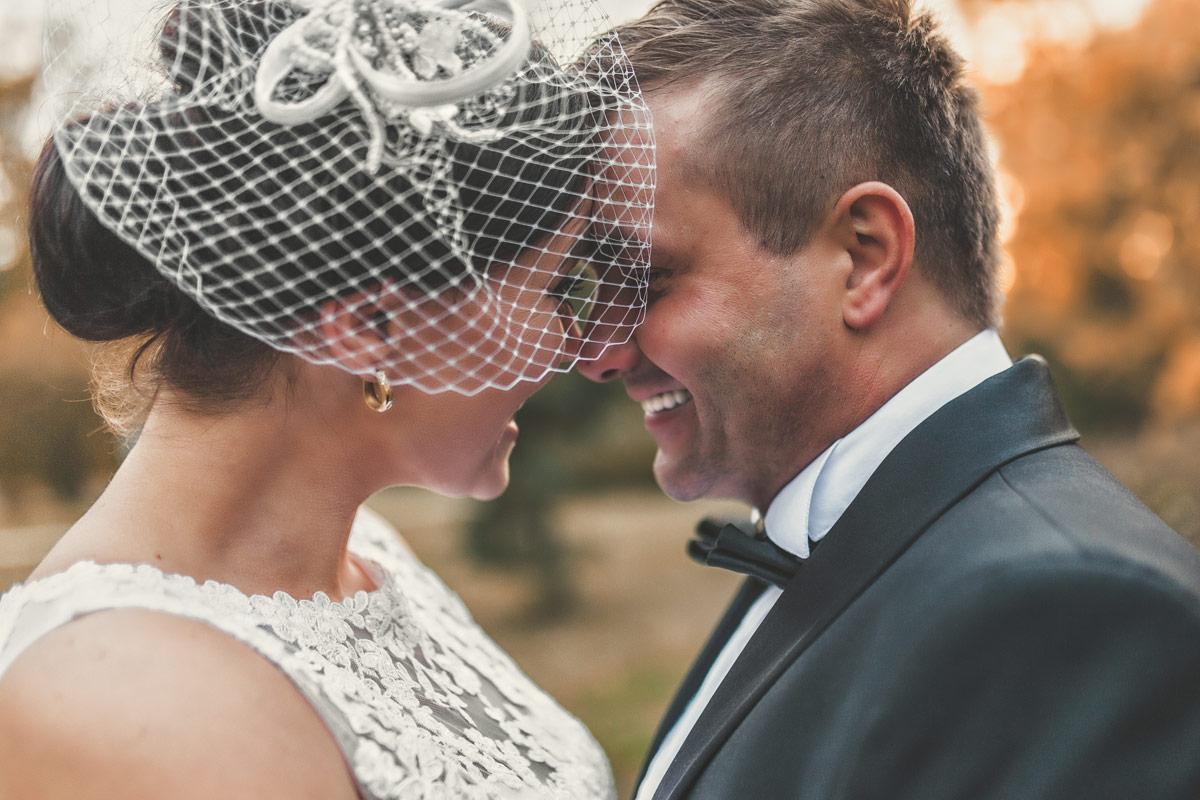Wesele w Baranowskiej Chacie - plener ślubny