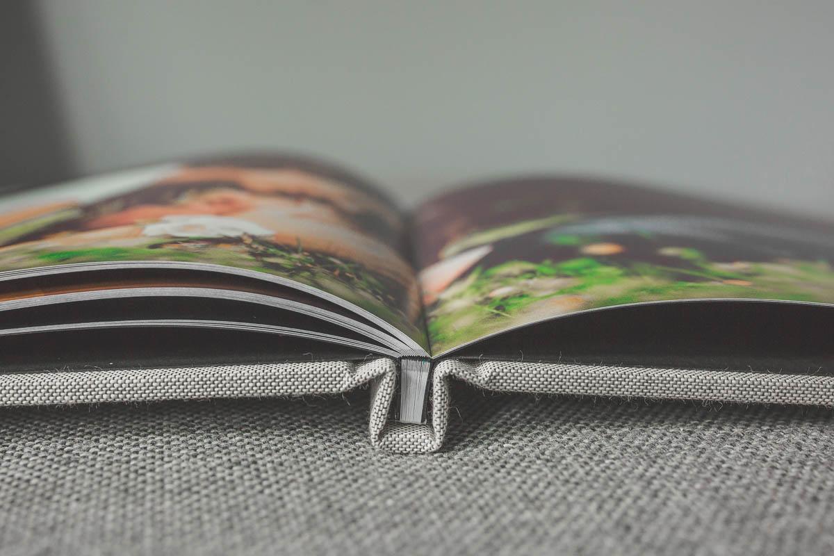 Albumy ślubne łączenie kart