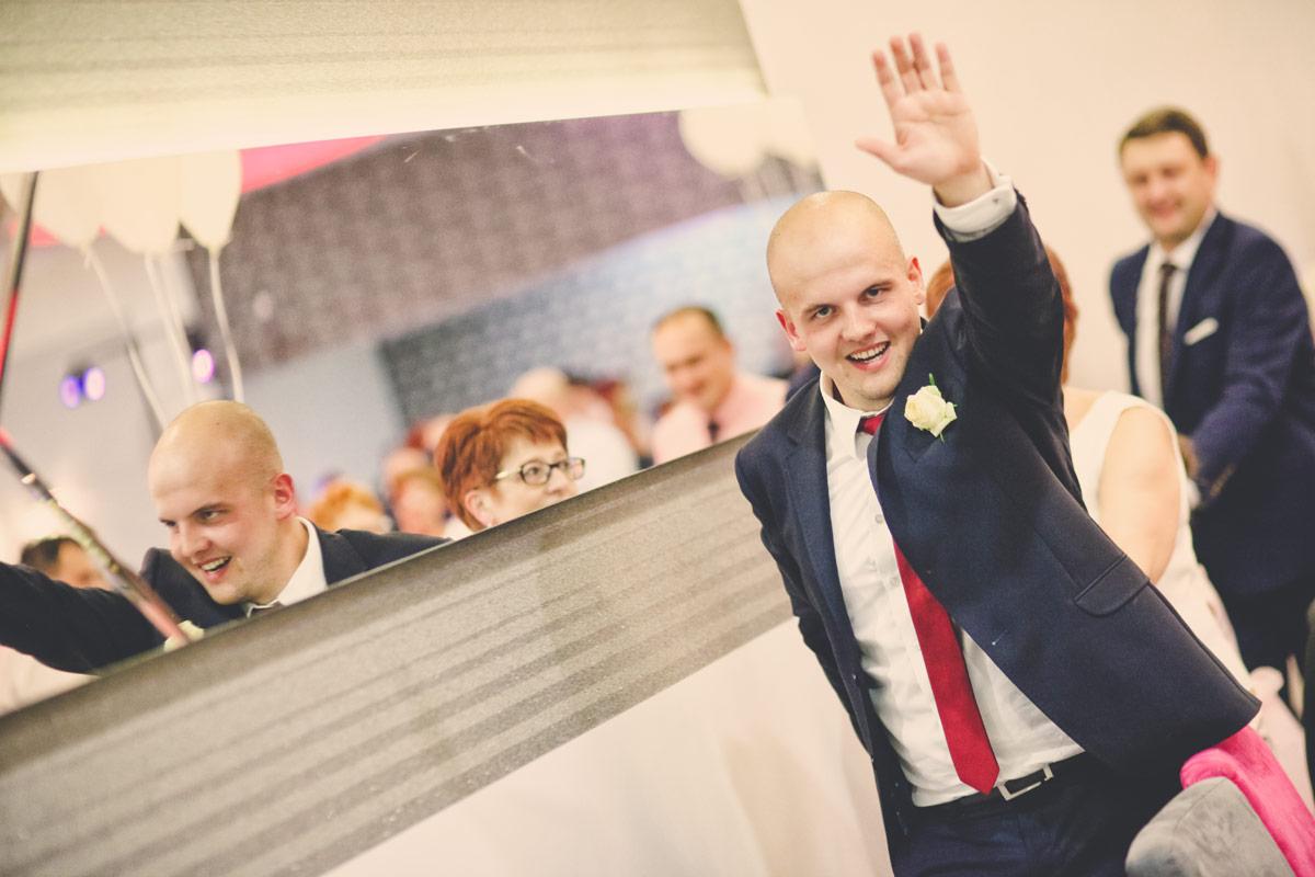 Fotograf Kępno wesele w Leśnym Dworze - przyjęcie weselne
