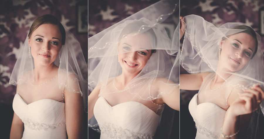 Fotografia ślubna Kępno - przygotowania Pani Młodej