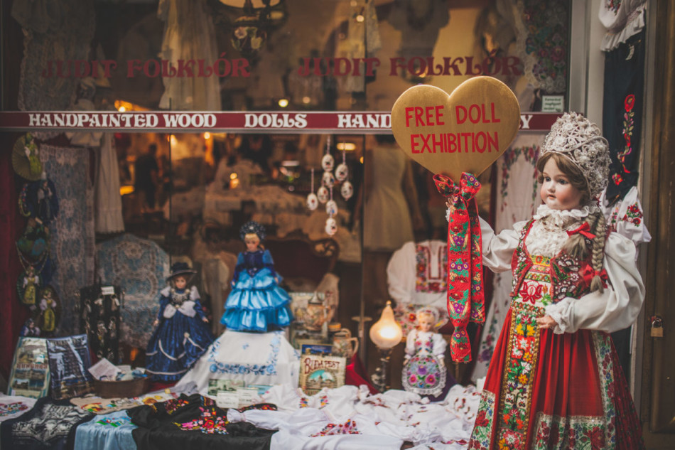 Wczasy w Chorwacji Budapeszt wystawa sklepu