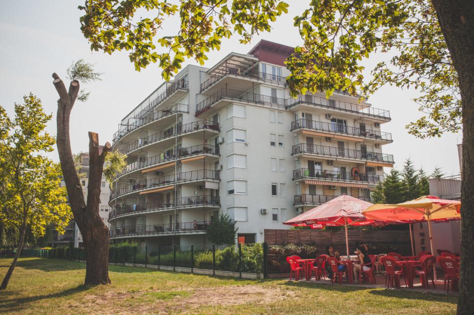 Jezioro Balaton - hotel