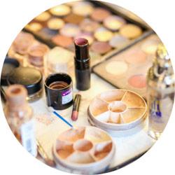 Makijaż ślubny sprzęt