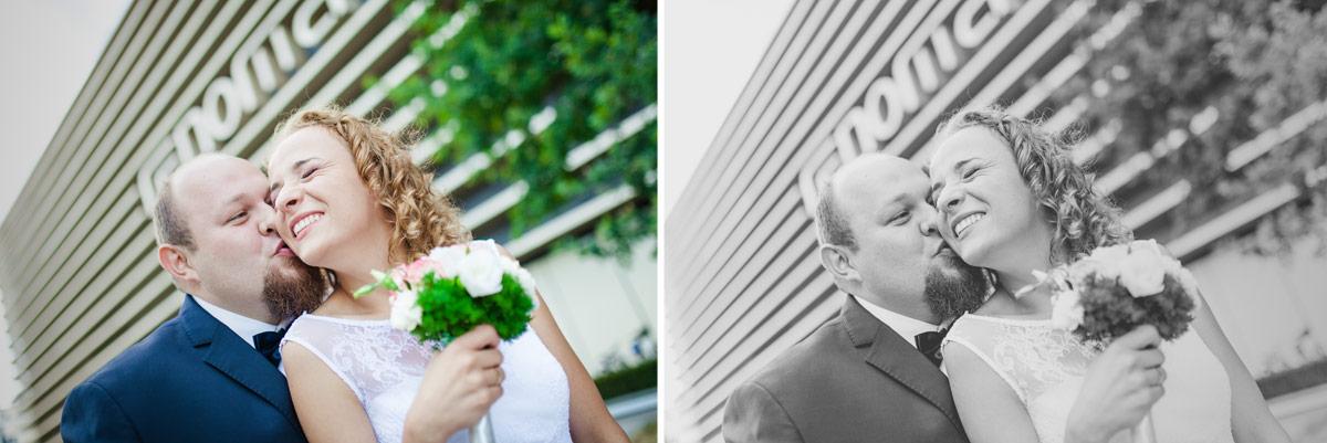 Oferta fotografii ślubnej zdjęcia czarno białe i kolorowe