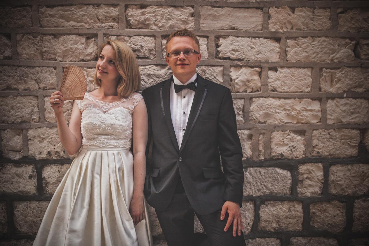 Plener ślubny w Chorwacji - Szybenik zdjęcia