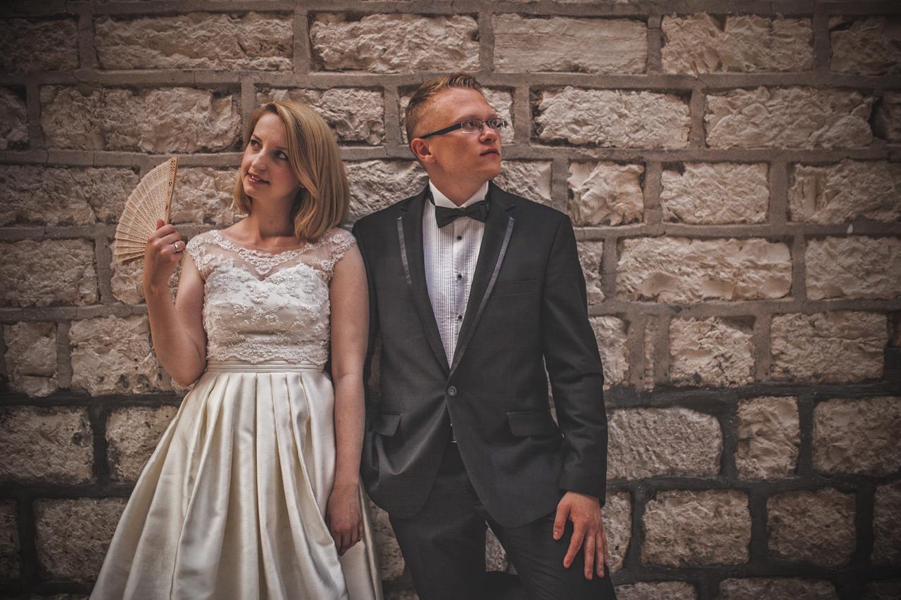 Plener ślubny w Chorwacji - Szybenik