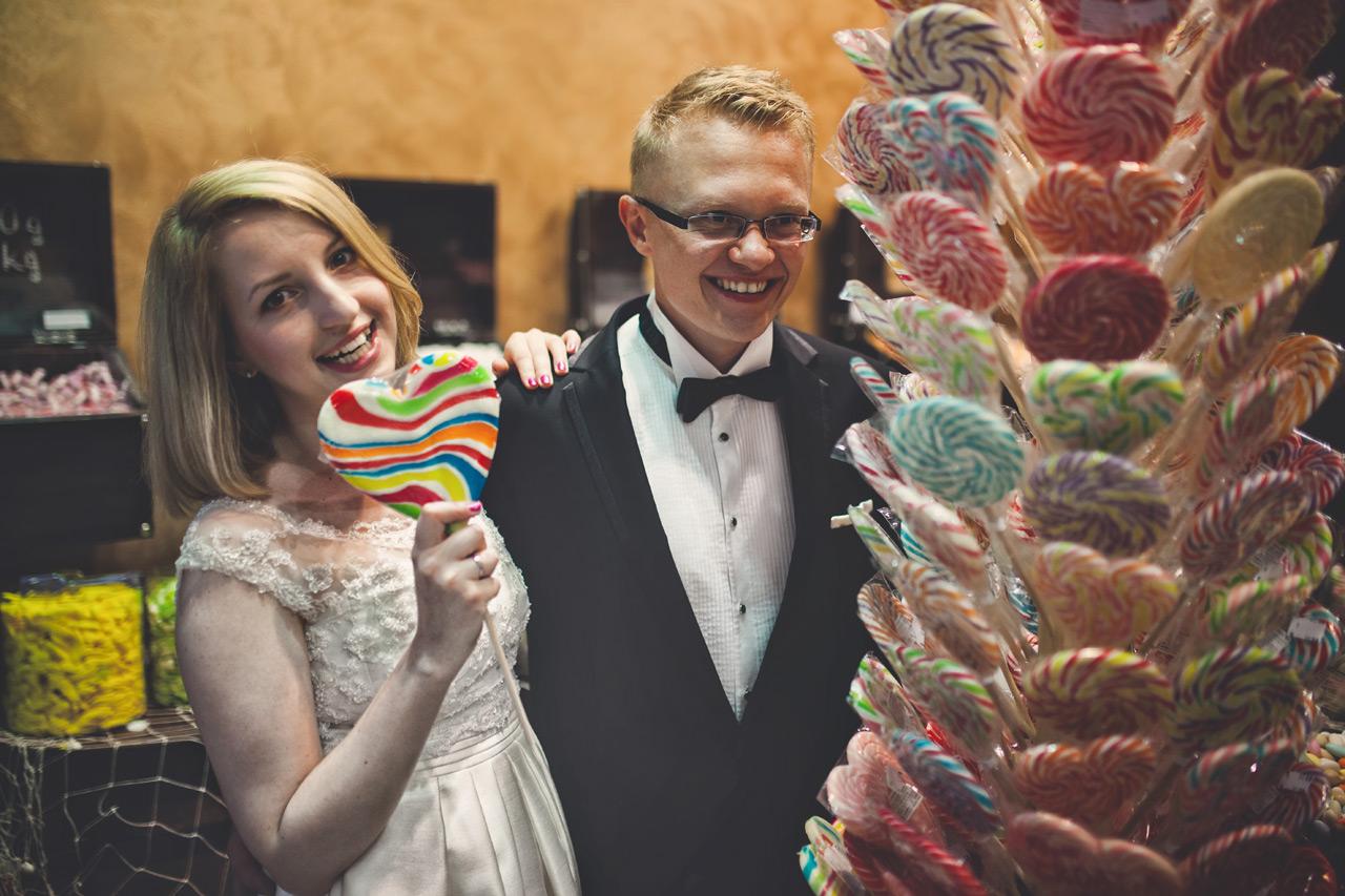 Plener ślubny w Chorwacji - zdjęcia w Szybeniku