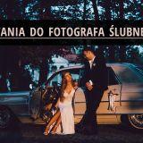 Pytania Pary Młodej do fotografa ślubnego