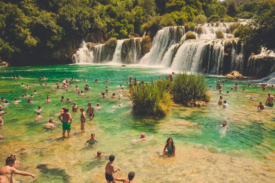 Wakacje w Chorwacji Park-Narodowy Krka