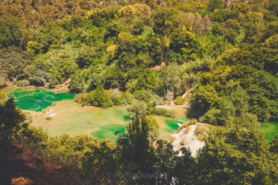 Wakacje w Chorwacji Park Narodowy Krka