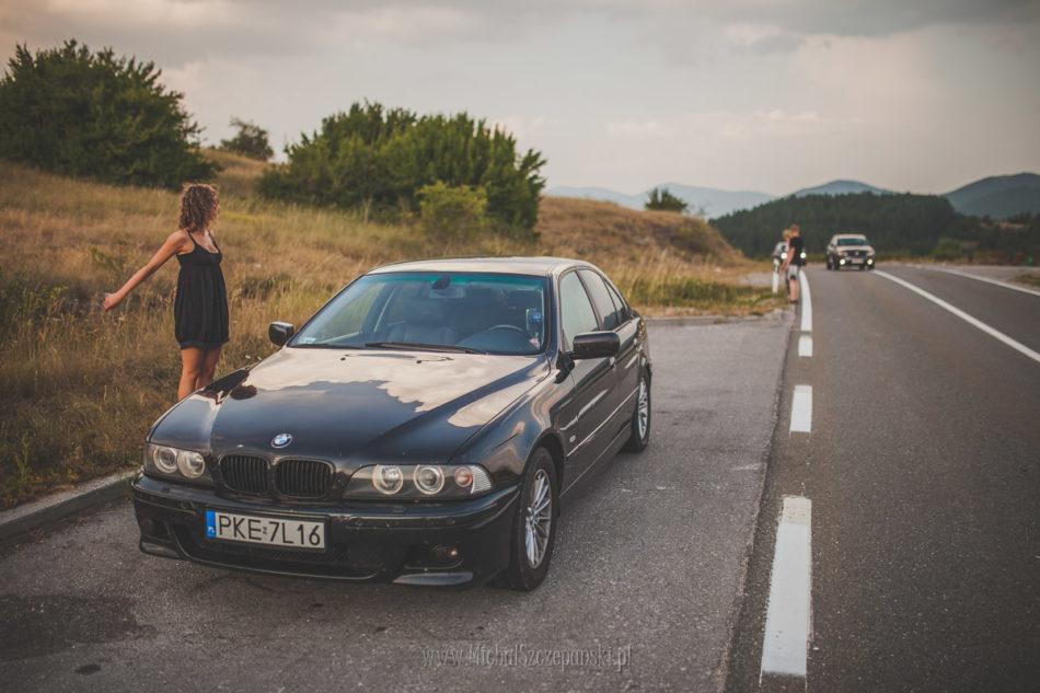 Wakacje w Chorwacji - droga do Dalmacji