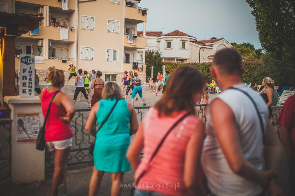 Wakacje w Chorwacji Zumba w Srimie
