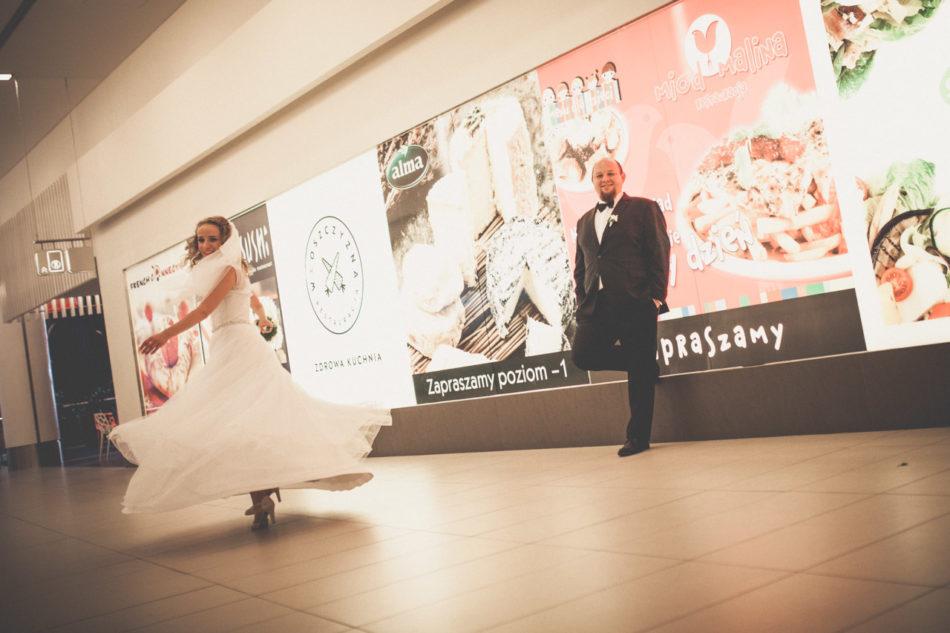 Plener ślubny we Wrocławiu Renoma