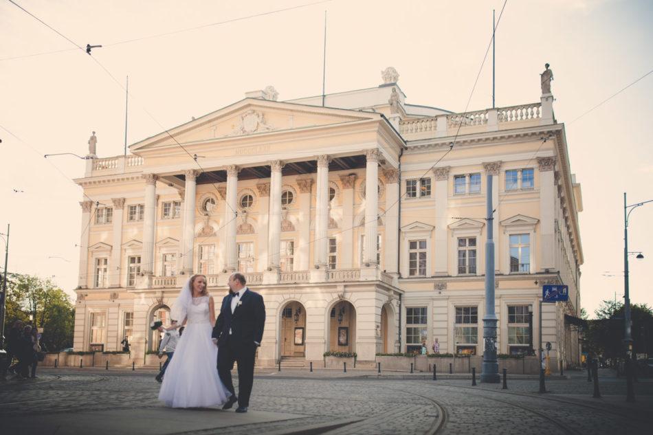 Plener ślubny we Wrocławiu