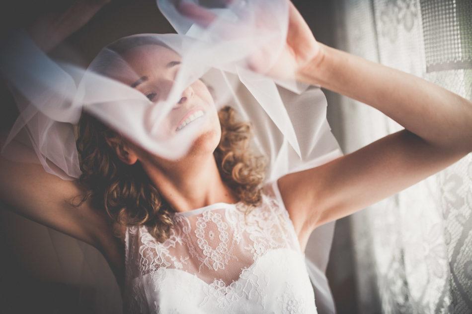 Przygotowania ślubne Pani Młodej w Pleszewie