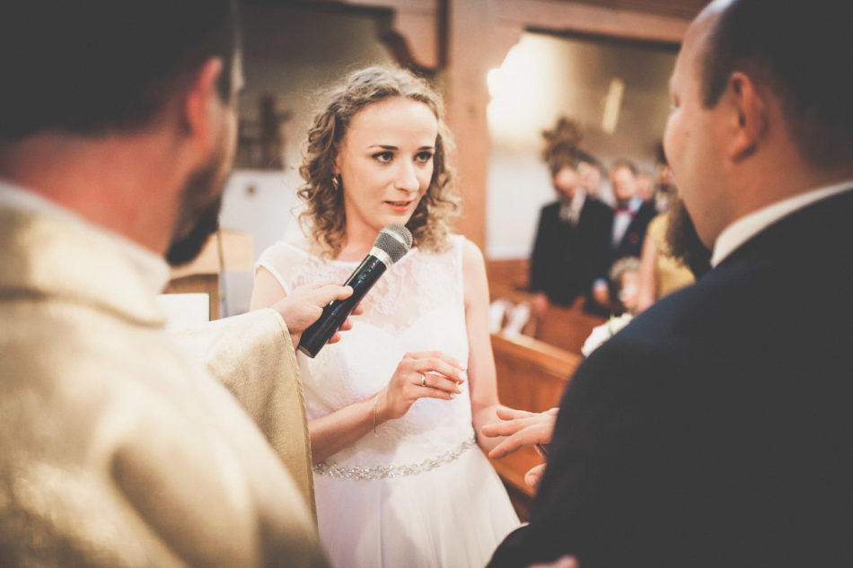 Fotograf Pleszew ślub w kościele Najświętszego Zbawiciela