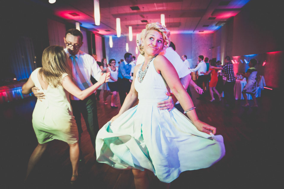 Fotograf Pleszew wesele w restauracji BAX