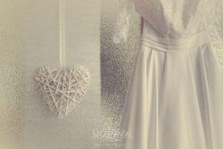 Detale ślubne suknia ślubna