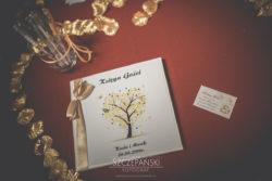 Detale ślubne księga gości weselnych