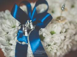 Detale ślubne bransoletka ślubna