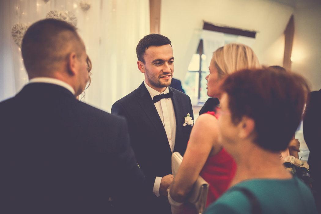 Hotel Borowianka - zdjęcia z wesela - życzenia