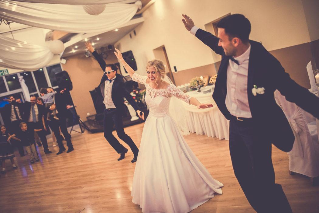 Hotel Borowianka - zdjęcia z wesela