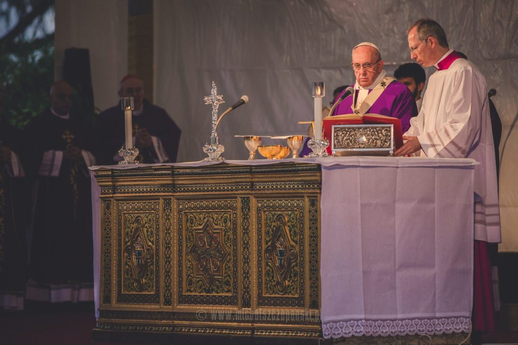 Papież Franciszek Flaminio 2016 Prima Porta Rzym
