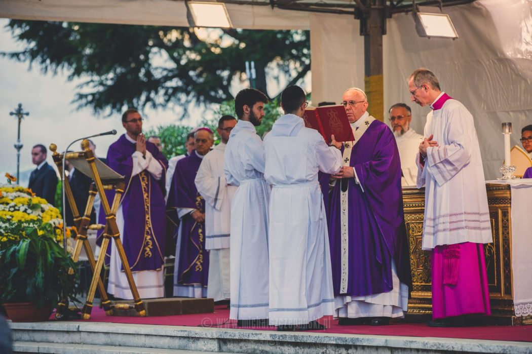 Papież Franciszek Flaminio 2016 Prima Porta