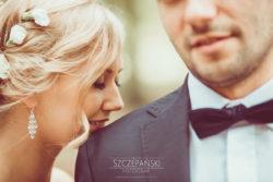 Plener ślubny w Sycowie park miejski