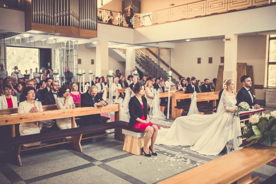 Zdjęcia ze ślubu w Ostrowie Wielkopolskim