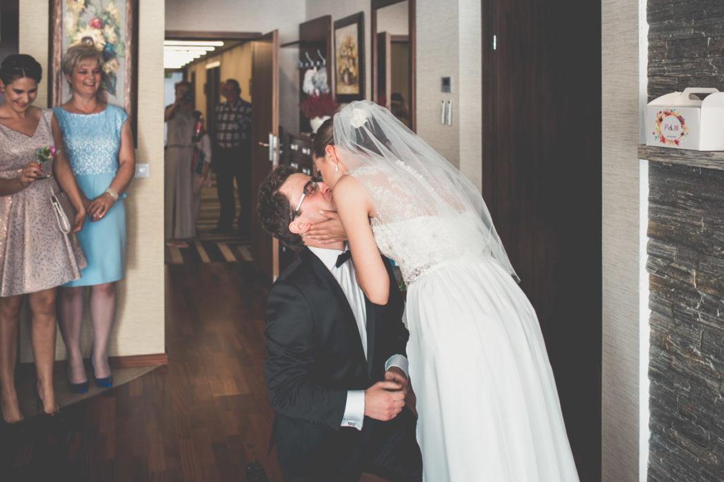 Przygotowania ślubne w Hotelu Navigator w Zbąszyniu
