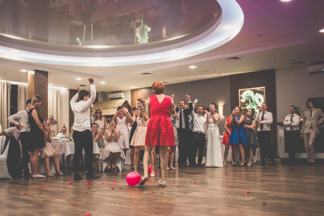 Przyjęcie weselne w Hotelu Navigator