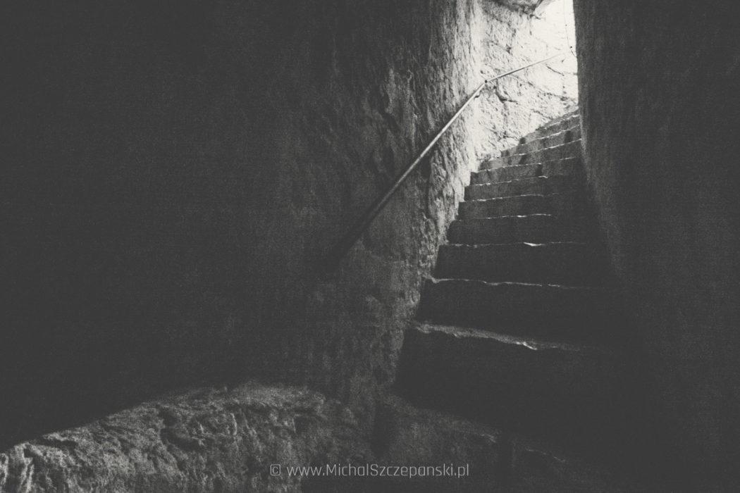 Trogir - wejście na Twierdzę Kamerlengo
