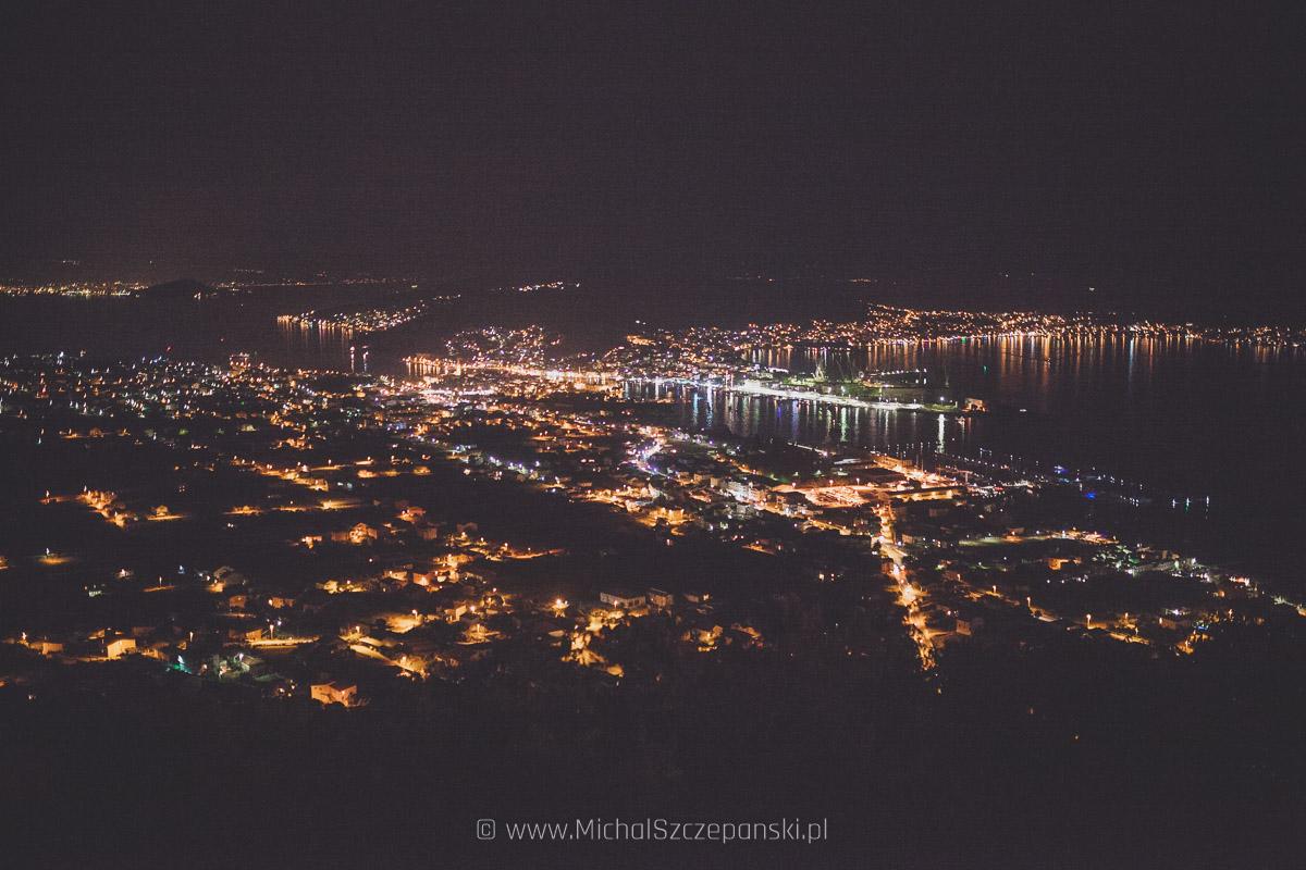 Trogir - widok na miasto