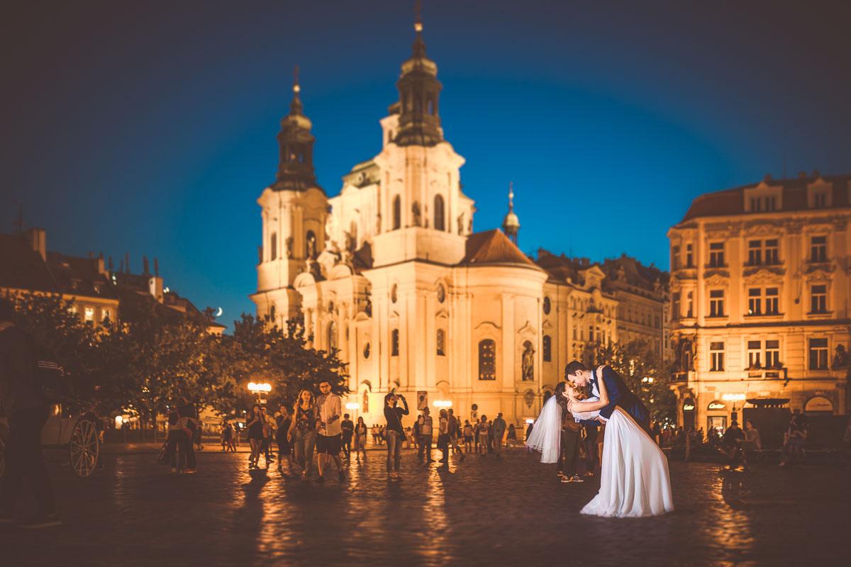 Plener w Pradze