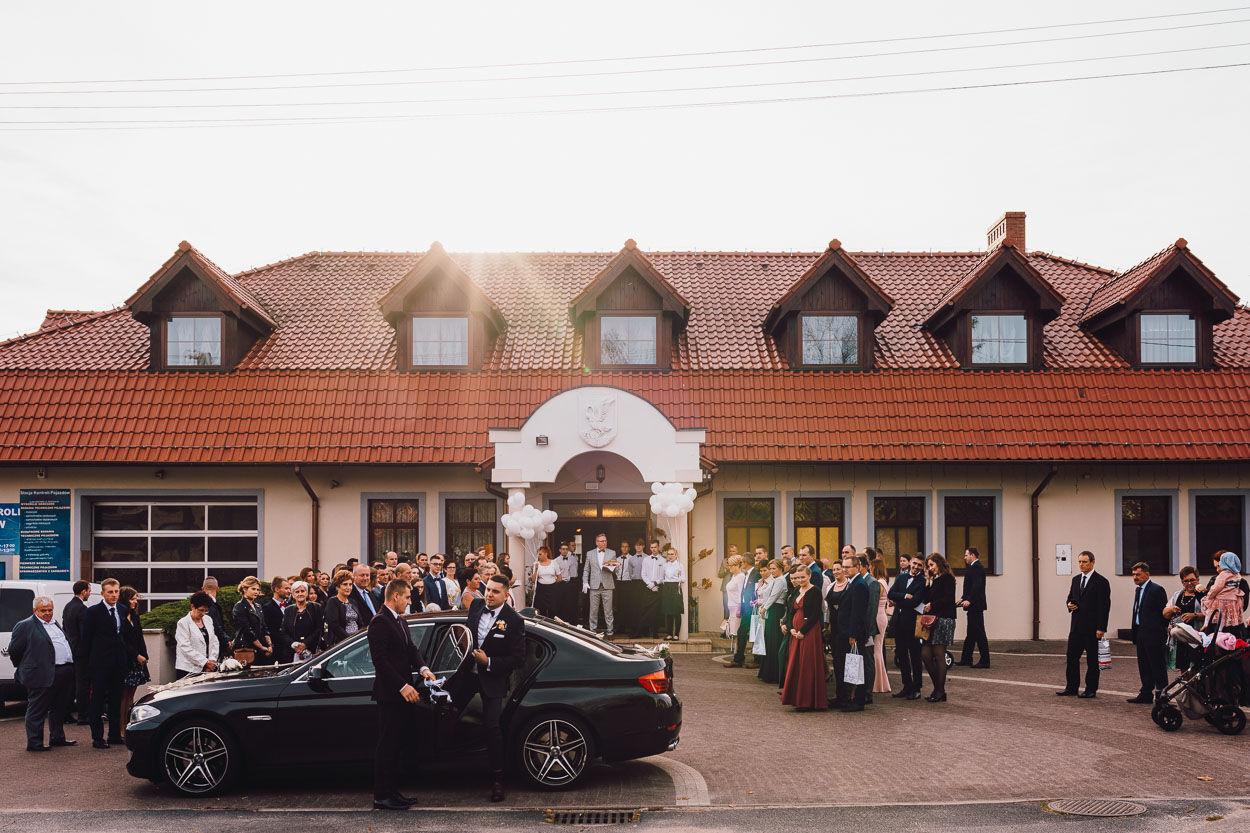 Dworek w Grabowie - miejsce na wesele