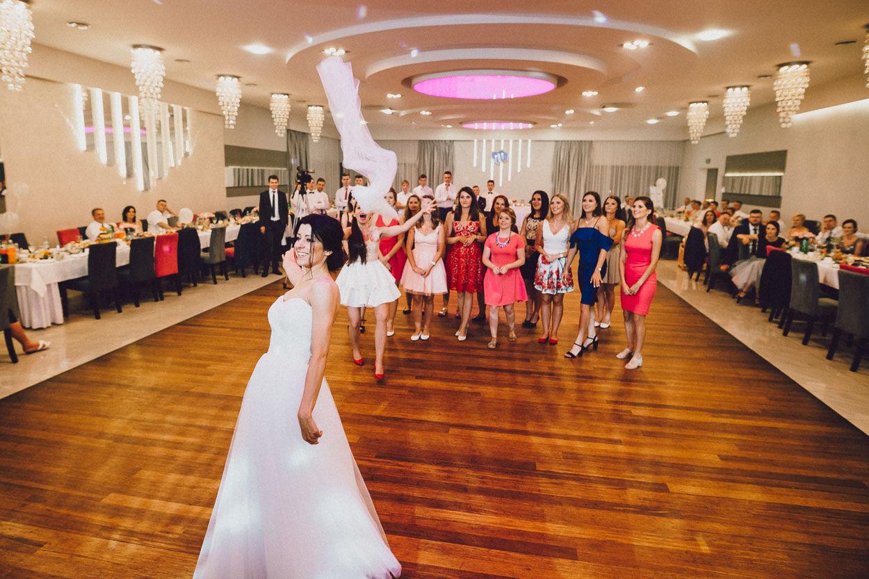 Sala weselna w Leśnym Dworze Brzeziny