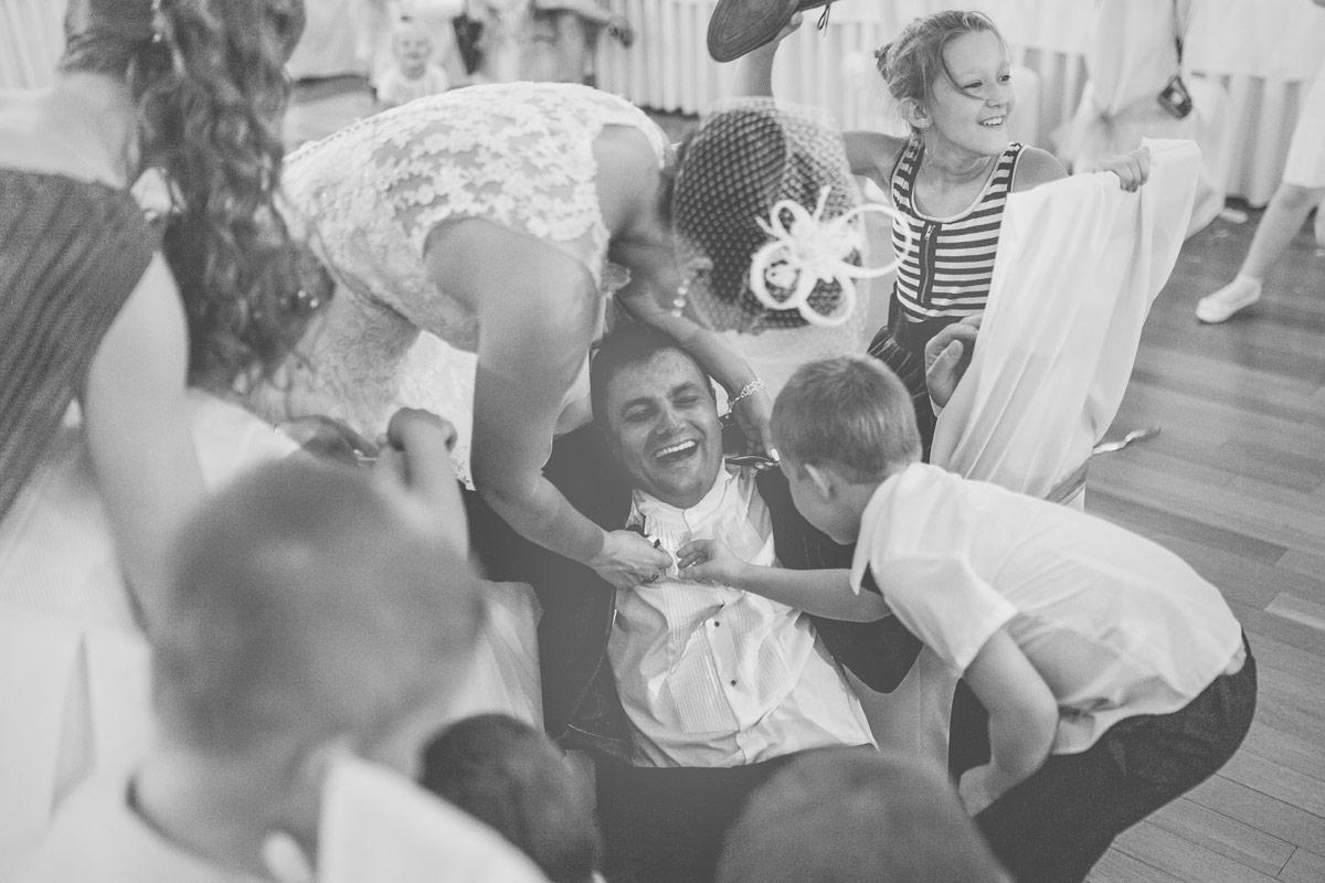 Wesele w Baranowskiej Chacie - zabawy weselne