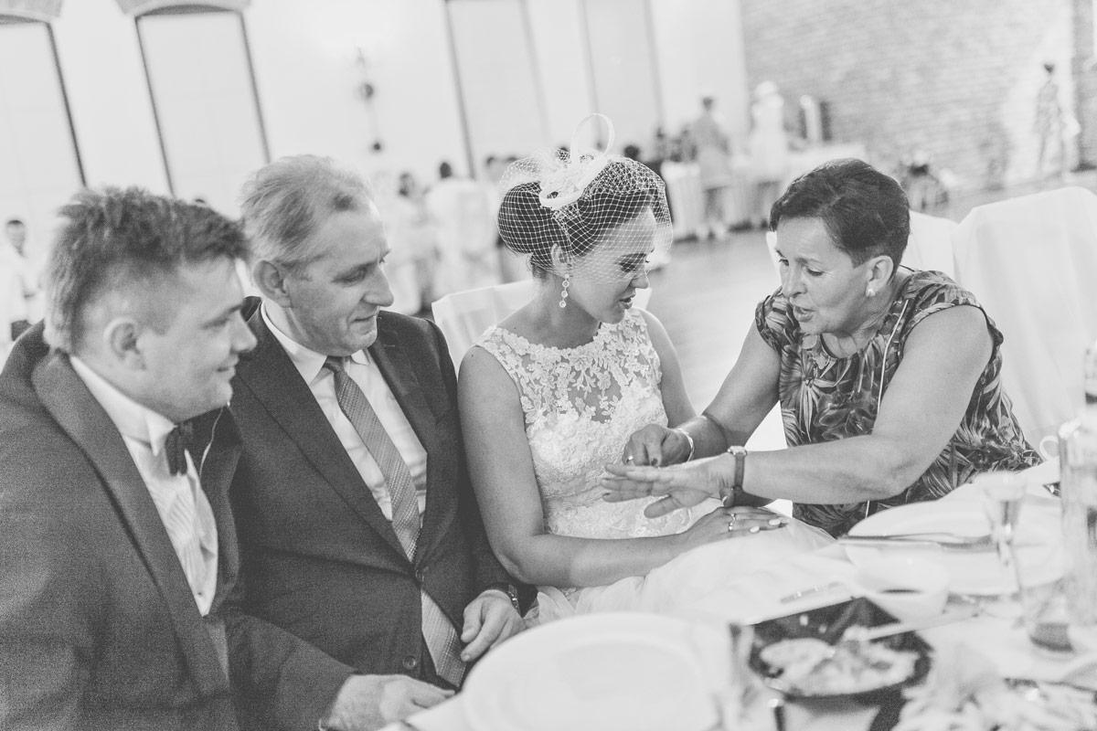Wesele w Baranowskiej Chacie - obrączki ślubne