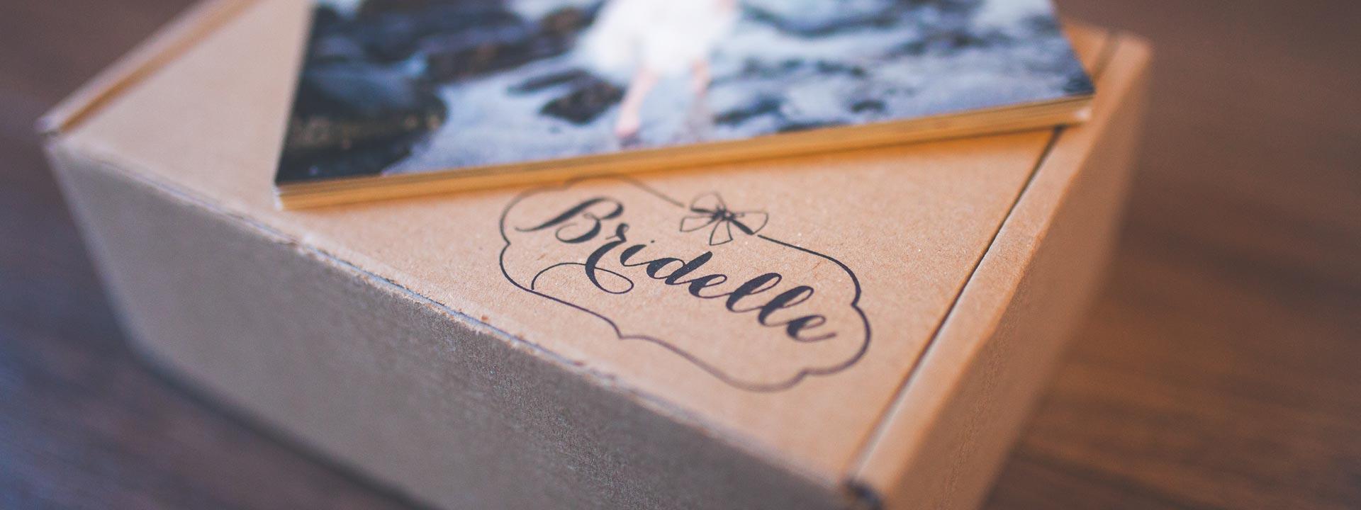 Bribox czyli ślubny marketing bezpośredni pudełko