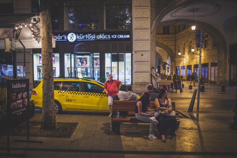 Wczasy w Chorwacji Budapeszt nocą