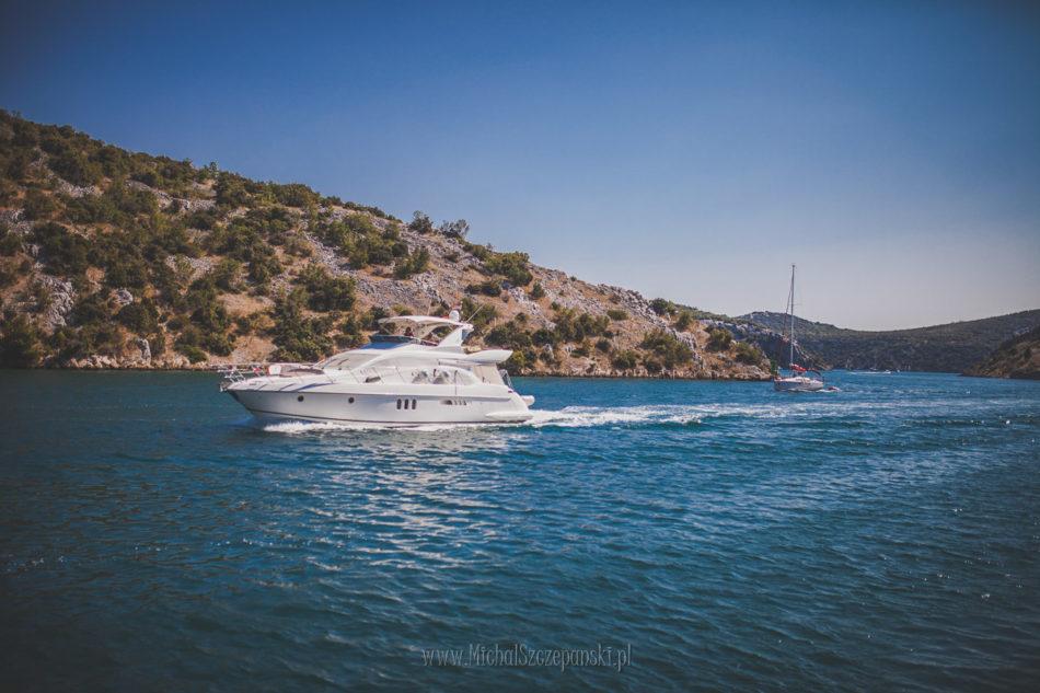 Wakacje w Chorwacji morze