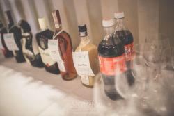 Detale ślubne alkohole i napoje na weselu