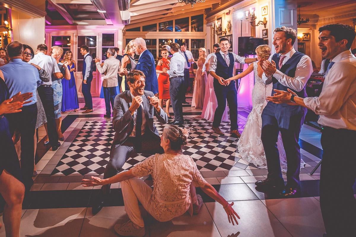 Pałac Tłokinia - zabawa weselna