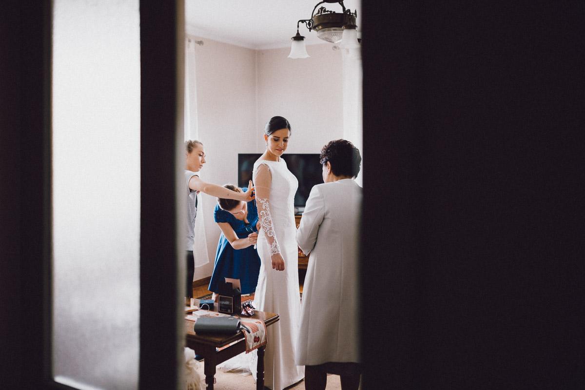 Przygotowania ślubne Kalisz