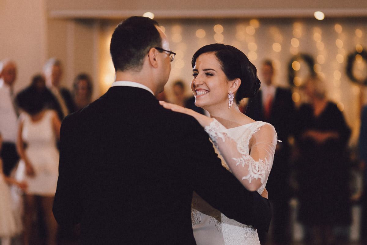 Dom weselny Eden pierwszy taniec Pary Młodej